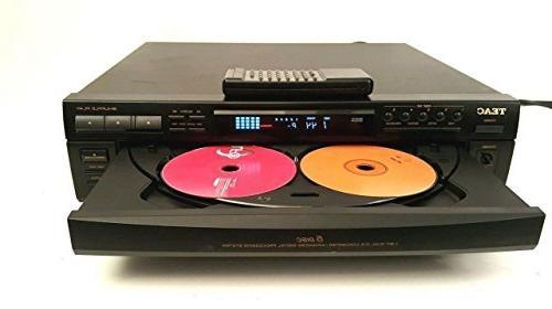 pd d2500 compact disc multi