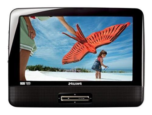 pd9016p 37 dual portable dvd