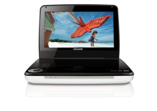pet941d 37 portable dvd player