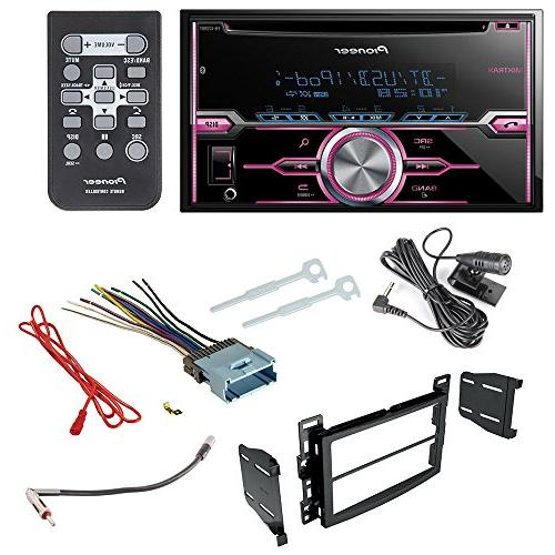 pioneer fh x720bt aftermarket car