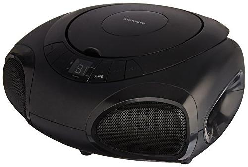 portable bluetooth cd player boom