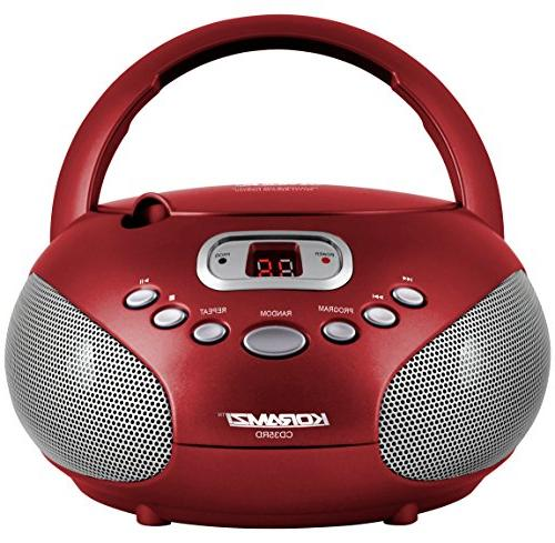 portable cd boombox sound system