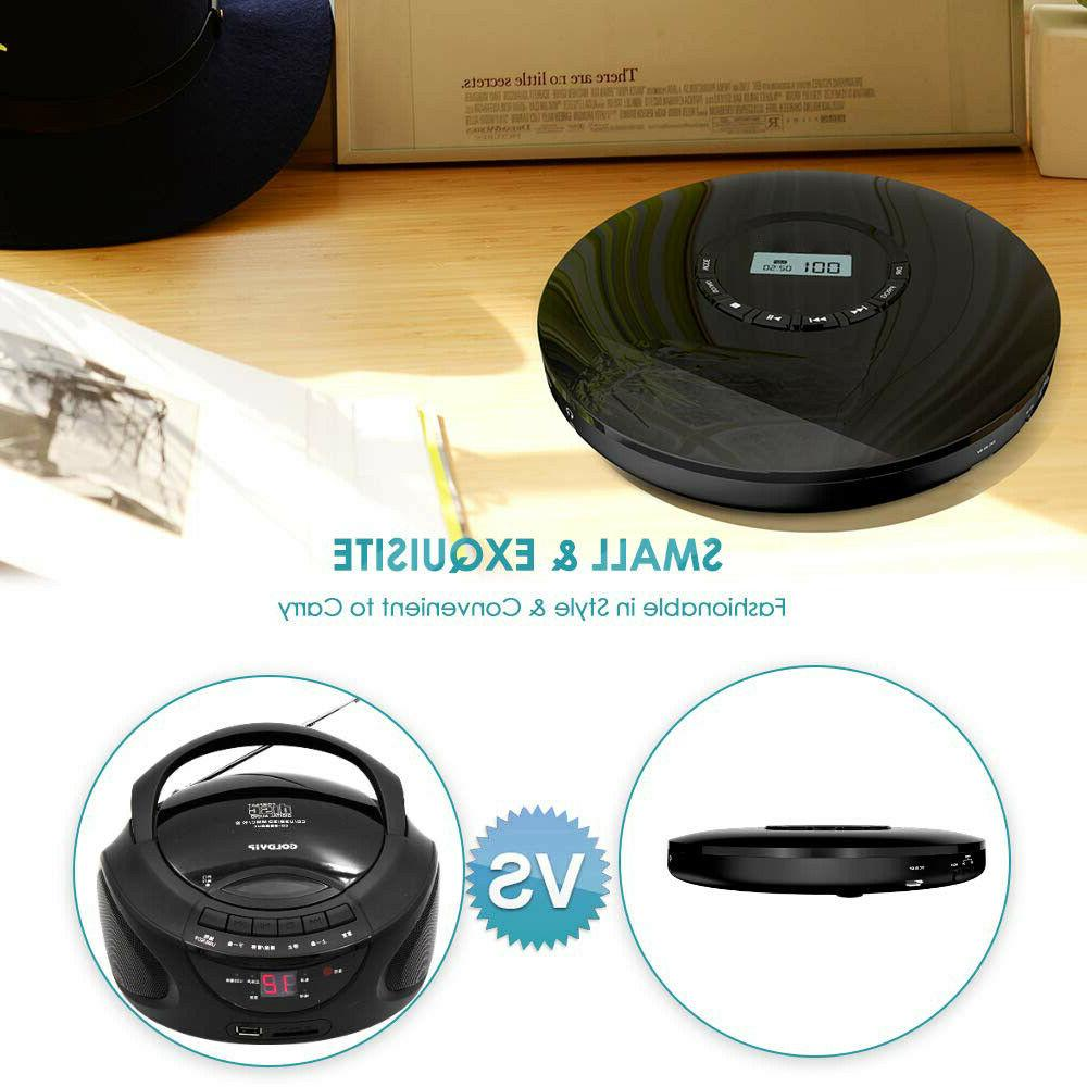 Portable CD Player CD Player with