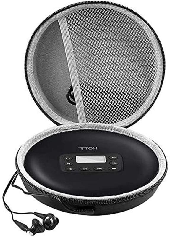 Portable CD Player Case Personal Compact Disc Travel Carry S