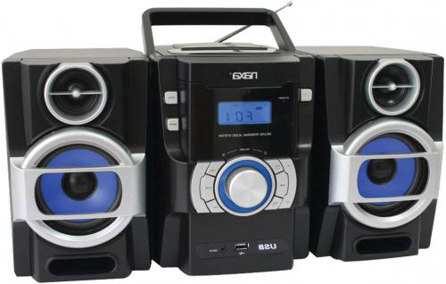 portable mp3 cd player with pll fm