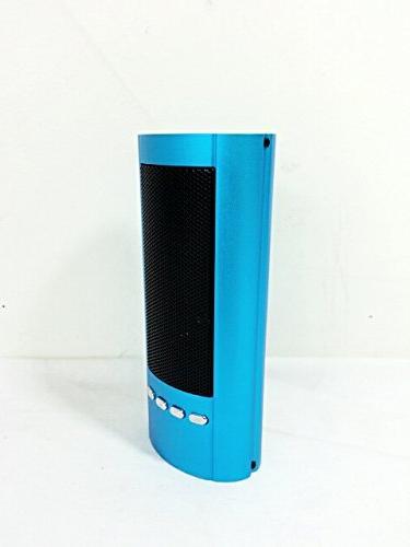 pswholesale blue portable mp3 player speaker system micro ca