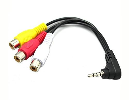 rca jack adapter cable