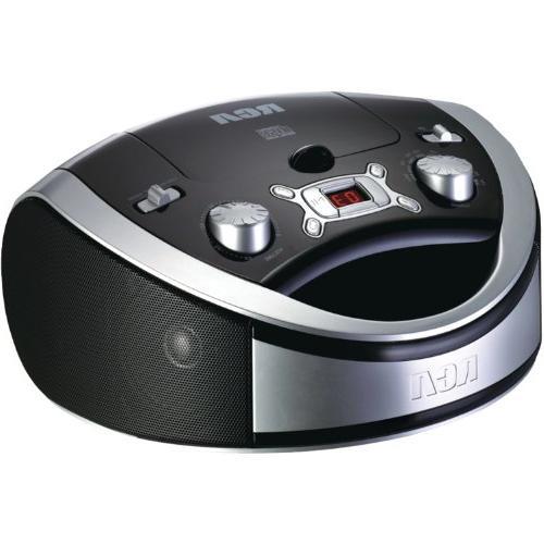 rcd331bk portable cd player