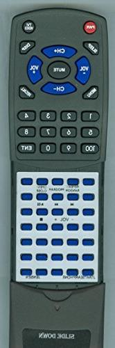 Replacement Remote for Jensen JTA475 CD Player Only