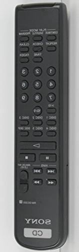 Sony RM-DC355 5-CD Changer Player Remote Control for CDCPE34