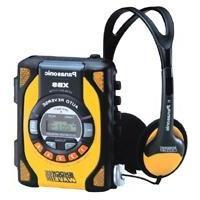 Panasonic RQ-SW30 Shock Wave Stereo Radio Cassette Player