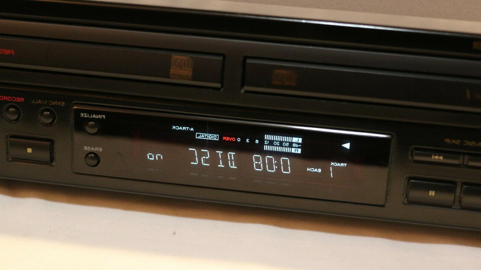 Teac RW-D200 CD / ~