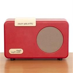 The Simple Music Player - MP3 music box for Alzheimer's and