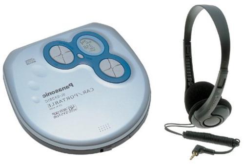 sl sx281c portable cd player
