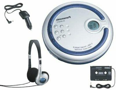 sl sx321c portable cd player