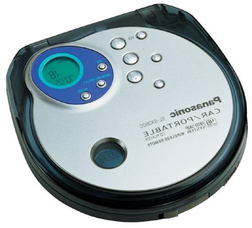 sl sx392c portable cd player