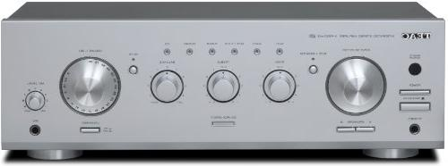 stereo integrated amplifier silver a