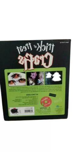 Trick or Ages Halloween Fun Kit Child Ideas