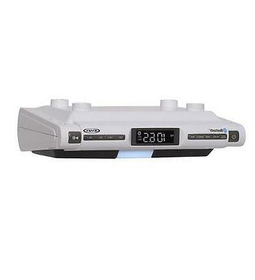 Jensen Cabinet Bluetooth FM Music System