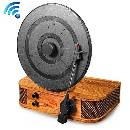 upgraded version turntable bluetooth