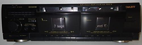 w505r auto reverse stereo double