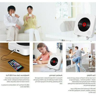 Wall FM bluetooth MP3 Music Control