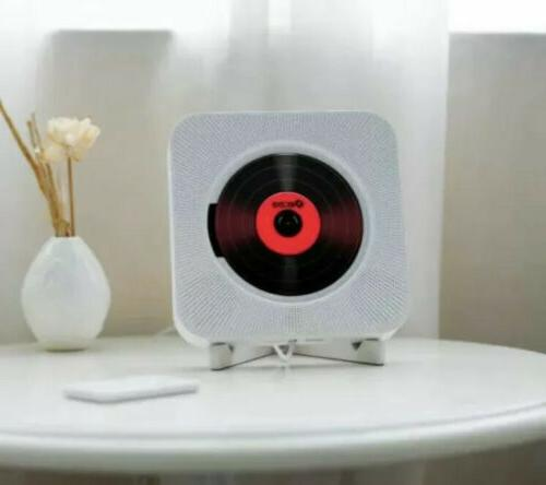 Wall Mounted FM bluetooth Music Player with Control