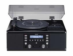 Teac LPR660USBPB LP-Cassette to CD Recorder/USB Home Theater