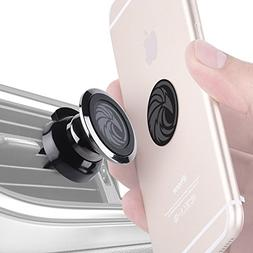Magnetic Air Vent Car Mount - For any Smartphone  | Stylish