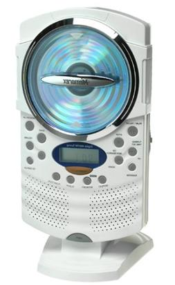 Memorex MC1008 Shower CD Radio