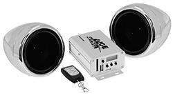 BOSS Audio MC520B Bluetooth, Weatherproof Speaker And Amplif