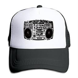 WYF Men&women Boombox Graffiti Outdoor Hip Hop Tour Cotton M