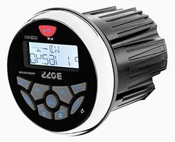 BOSS Audio MGR350B Marine Gauge Receiver - Bluetooth, Digita