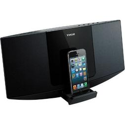 Sony Micro Music System for iPhone/iPod Devices