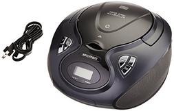 Memorex MP3451 Am FM Bluetooth CD Boombox