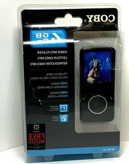 Coby MP707 Black  Digital Media Player Video MP3 Player FM R