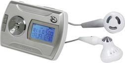GPX MW3816 WMA/MP3 PLAYER - SILVER