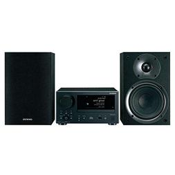 Onkyo Network Hi-Fi CD System Black