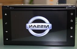 OTTONAVI Nissan Versa 2007-2011 OEM Radio In Dash Double Din
