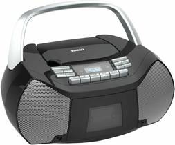 NPB-268 Portable CD/Cassette Boom Box