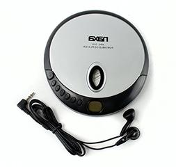 NAXA NPC319 Slim Personal CD Player