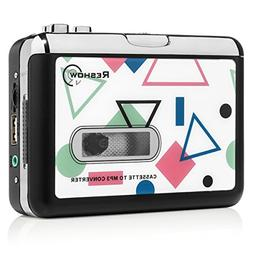 Best Overall Standalone Cassette/Tape To MP3 Converter - Por
