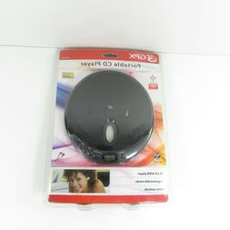 GPX PC101B Portable CD Player Discman with Stereo Earbuds NE