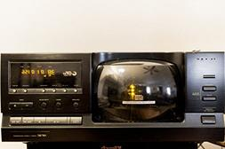 Pioneer PD-F907 101 Compact Disc Player Black
