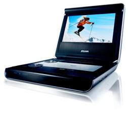 Philips PET724 7-Inch Portable DVD / DivX Player