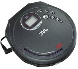 JVC XL-PG37 Personal Portable Walkman CD Player with 45 Seco