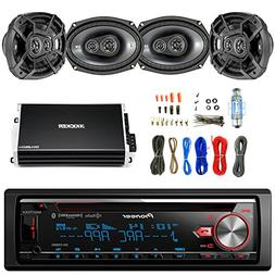 Pioneer CD Bluetooth Receiver with Enhanced Audio Functions