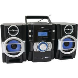 Naxa Portable CD and MP3 Player With Pll FM Radio, Detachabl