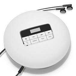 Portable CD Player, VIFLYKOO Portable Compact CD Player with