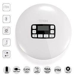 Portable CD Player, Personal CD MP3 CD-R CD-RW Compact Playe